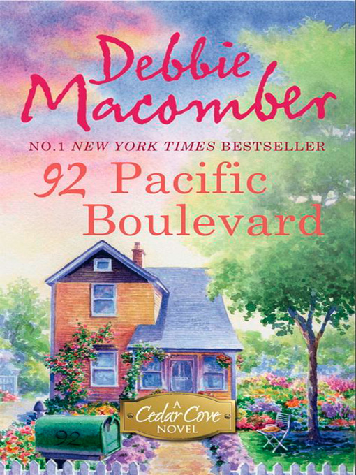 Cover of 92 Pacific Boulevard