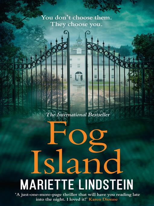 Title details for Fog Island by Mariette Lindstein - Wait list