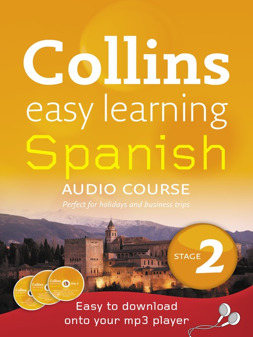 Title details for Easy Learning Spanish Audio Course – Stage 2 by Collins Dictionaries - Available