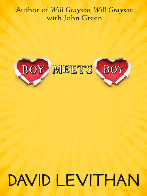 Title details for Boy Meets Boy by David Levithan - Available