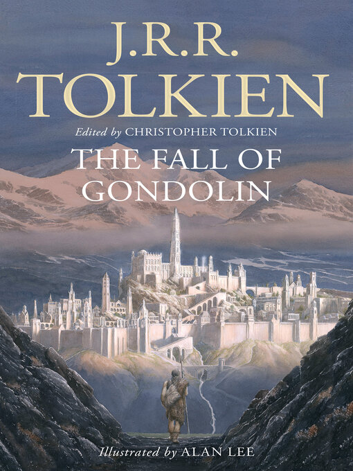 Cover of The Fall of Gondolin