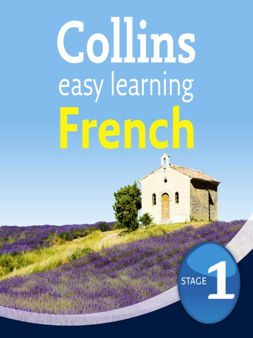 Title details for French Easy Learning, Level 1 by Collins Dictionaries - Available