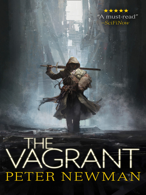 Title details for The Vagrant by Peter Newman - Available