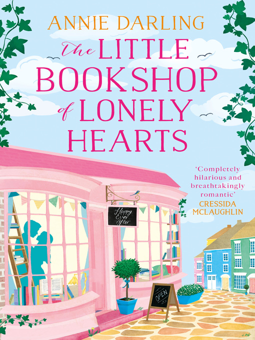 Title details for The Little Bookshop of Lonely Hearts by Annie Darling - Available
