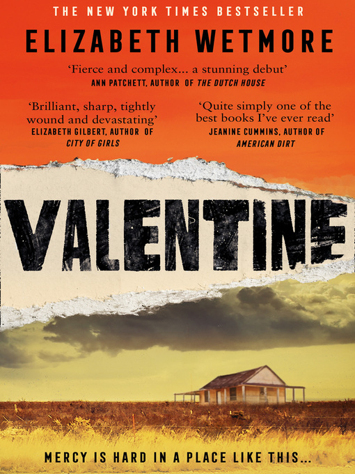 Title details for Valentine by Elizabeth Wetmore - Wait list