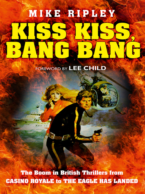 Title details for Kiss Kiss, Bang Bang by Mike Ripley - Wait list