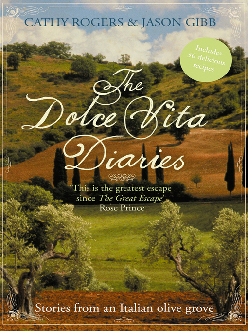 Cover of The Dolce Vita Diaries