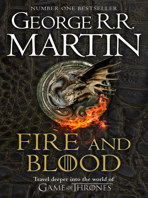 Title details for Fire and Blood by George R.R. Martin - Wait list