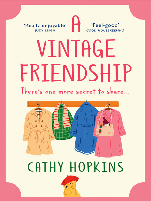 Title details for A Vintage Friendship by Cathy Hopkins - Available