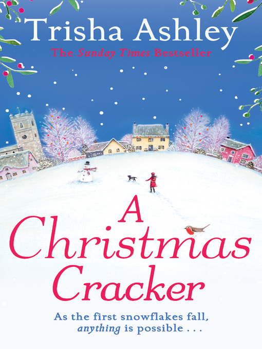 Title details for A Christmas Cracker by Trisha Ashley - Available