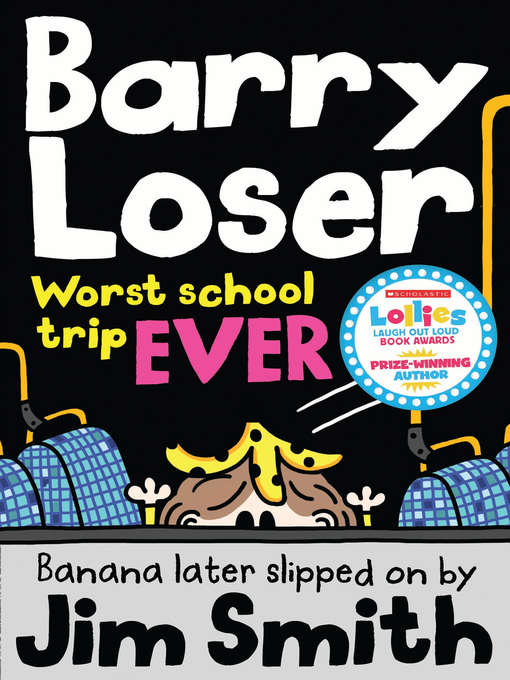 Cover image for Barry Loser