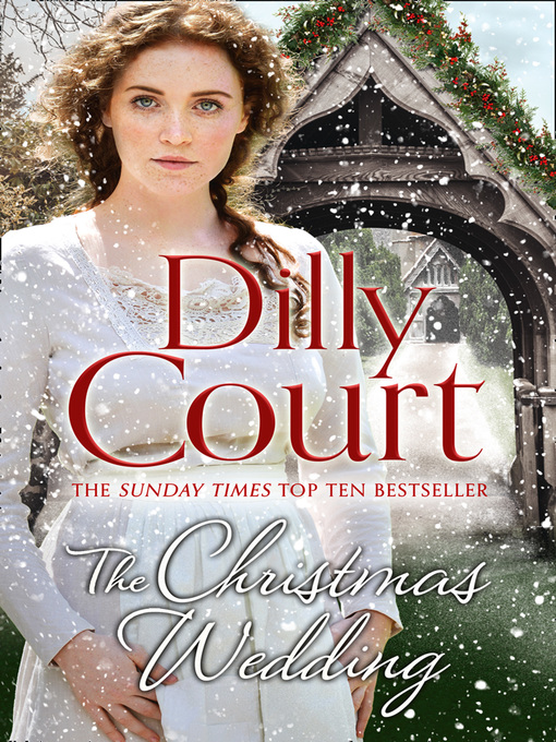 Title details for The Christmas Wedding by Dilly Court - Wait list