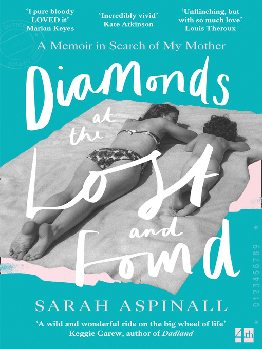Title details for Diamonds at the Lost and Found by Sarah Aspinall - Wait list