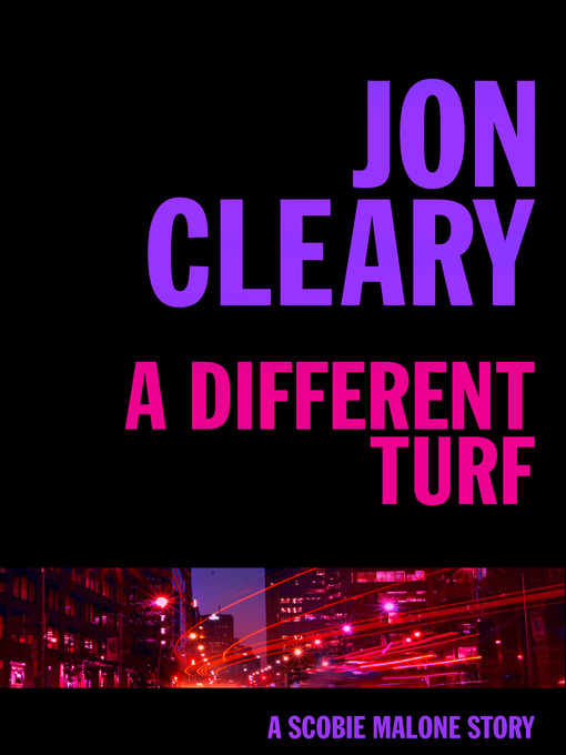 Title details for A Different Turf by Jon Cleary - Wait list