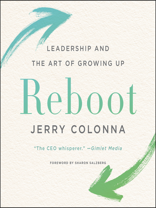 Title details for Reboot by Jerry Colonna - Wait list