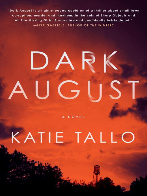 Image: Dark August