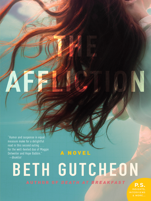 Title details for The Affliction by Beth Gutcheon - Available