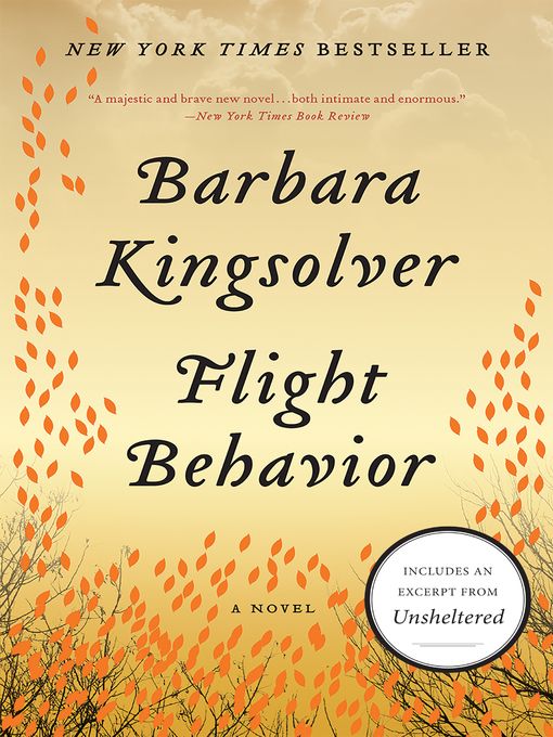 Title details for Flight Behavior by Barbara Kingsolver - Available