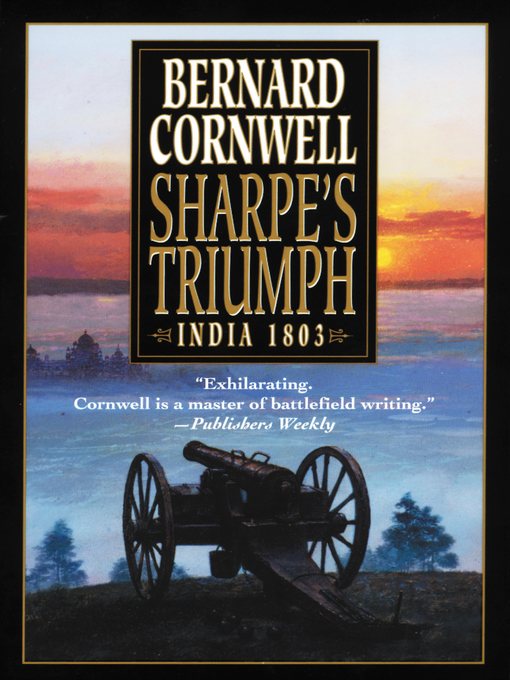 Title details for Sharpe's Triumph by Bernard Cornwell - Wait list