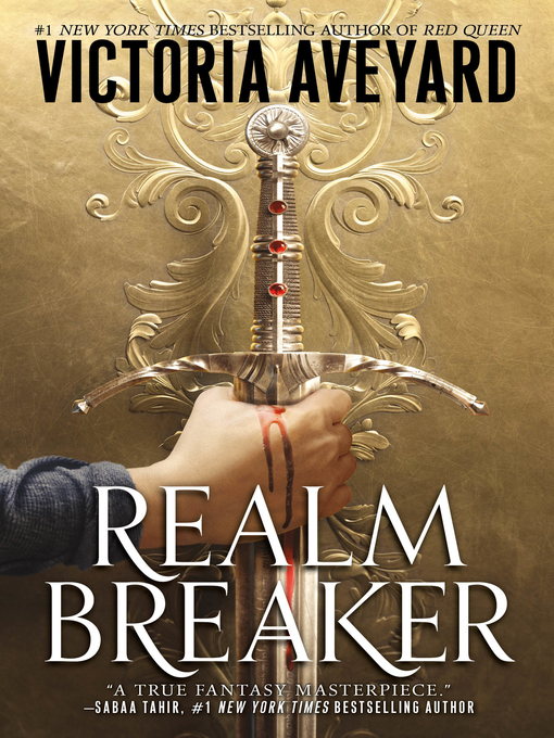 Title details for Realm Breaker by Victoria Aveyard - Available