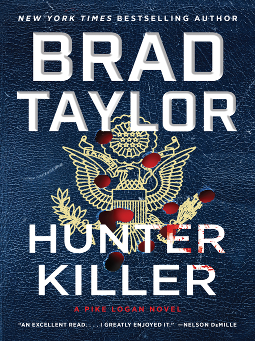 Title details for Hunter Killer by Brad Taylor - Wait list