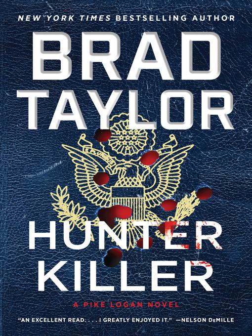 Title details for Hunter Killer by Brad Taylor - Wait list