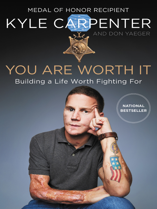 Title details for You Are Worth It by Kyle Carpenter - Available