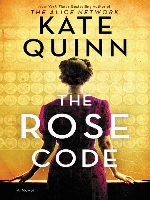 Title details for The Rose Code by Kate Quinn - Wait list