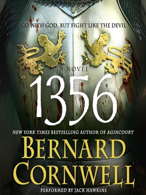 Title details for 1356 by Bernard Cornwell - Wait list