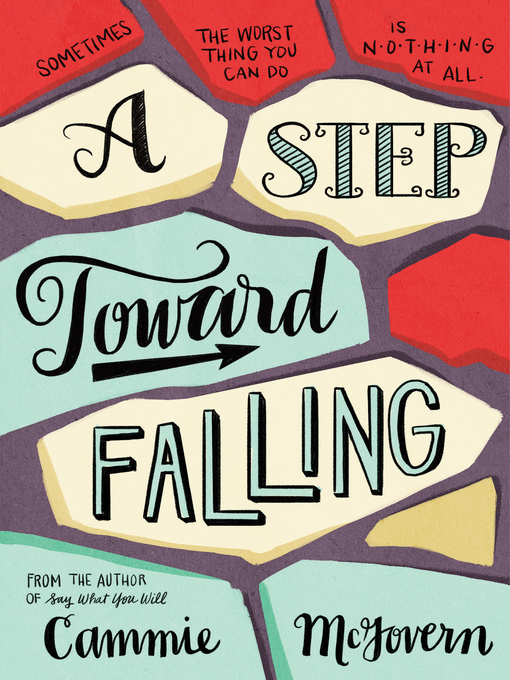 Cover image for A Step Toward Falling