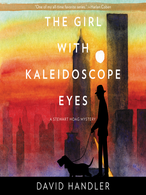 Title details for The Girl with Kaleidoscope Eyes by David Handler - Wait list