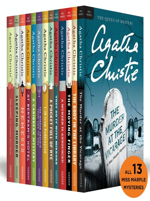 Title details for The Complete Miss Marple Collection by Agatha Christie - Wait list