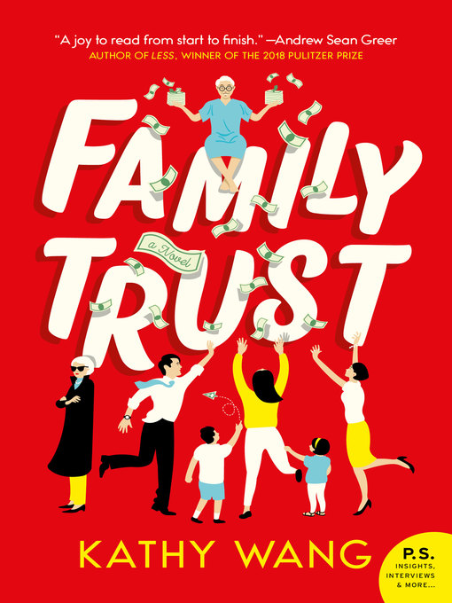 Title details for Family Trust by Kathy Wang - Available