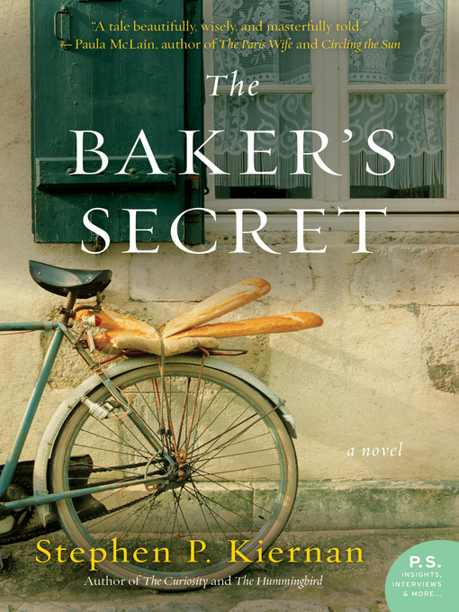 Title details for The Baker's Secret by Stephen P. Kiernan - Wait list