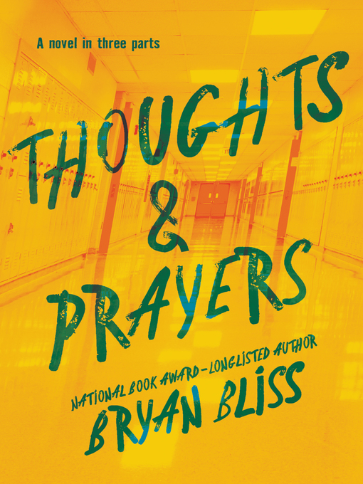 Title details for Thoughts & Prayers by Bryan Bliss - Available
