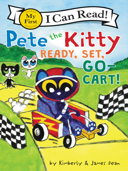Title details for Pete the Kitty by James Dean - Available