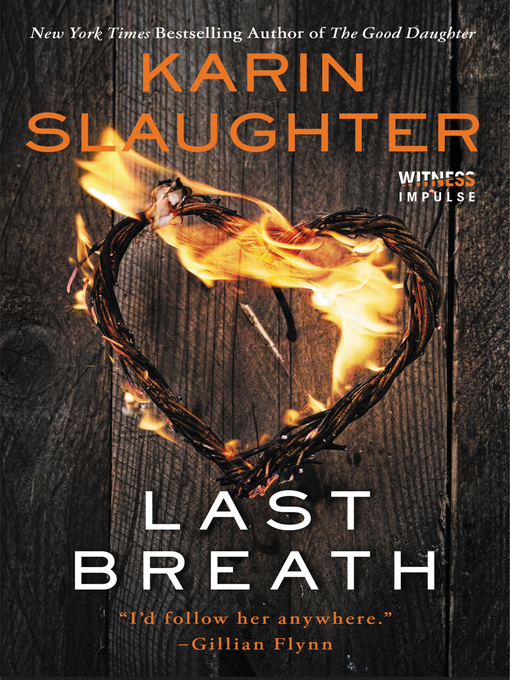 Title details for Last Breath by Karin Slaughter - Wait list