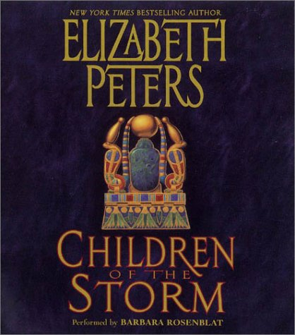 Title details for Children of the Storm by Elizabeth Peters - Available