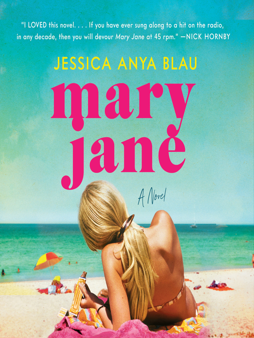 Title details for Mary Jane by Jessica Anya Blau - Wait list