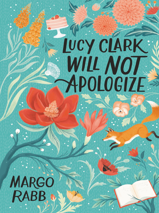 Title details for Lucy Clark Will Not Apologize by Margo Rabb - Wait list