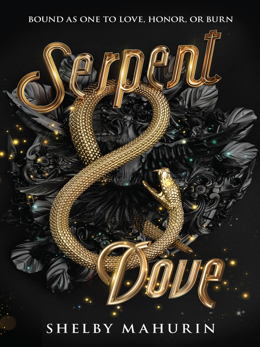 Title details for Serpent & Dove by Shelby Mahurin - Wait list