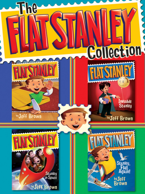 Title details for The Flat Stanley Collection by Jeff Brown - Wait list