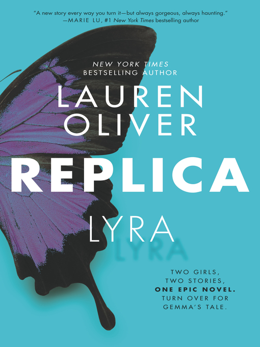Title details for Replica by Lauren Oliver - Available
