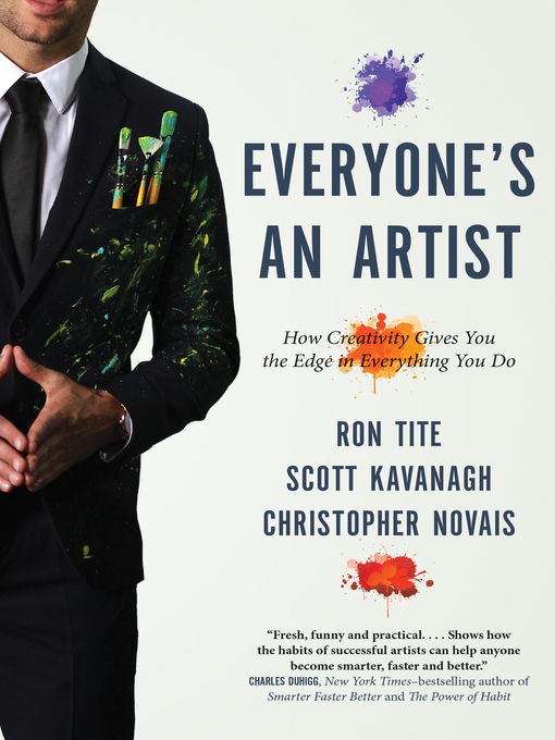 Cover of Everyone's an Artist (or At Least They Should Be)