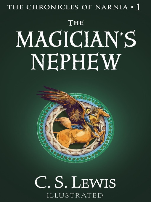 Cover of The Magician's Nephew