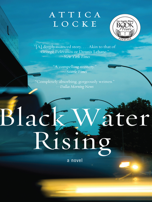 Title details for Black Water Rising by Attica Locke - Wait list