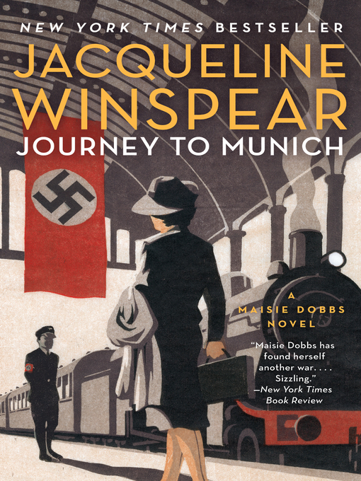 Title details for Journey to Munich by Jacqueline Winspear - Wait list