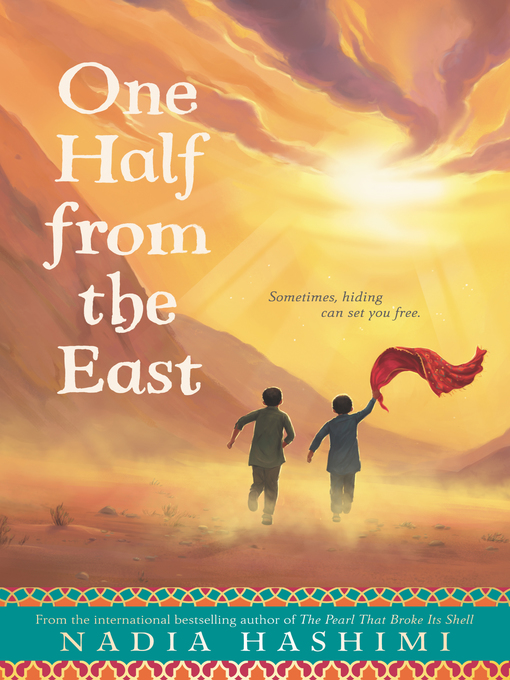 Cover of One Half from the East