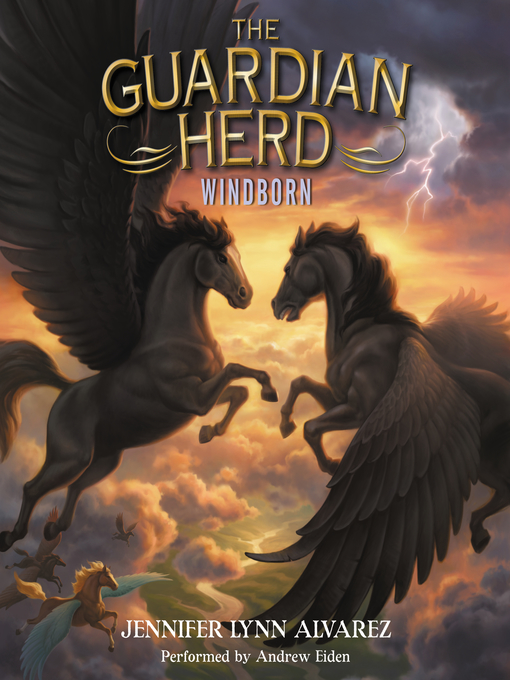 Title details for Windborn by Jennifer Lynn Alvarez - Wait list