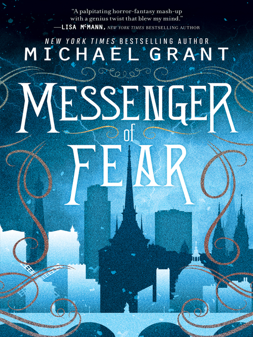 Cover of Messenger of Fear